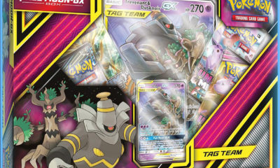 "Rivelata la carta Trevenant&Dusknoir GX per il box ""Pale Moon"" 19"
