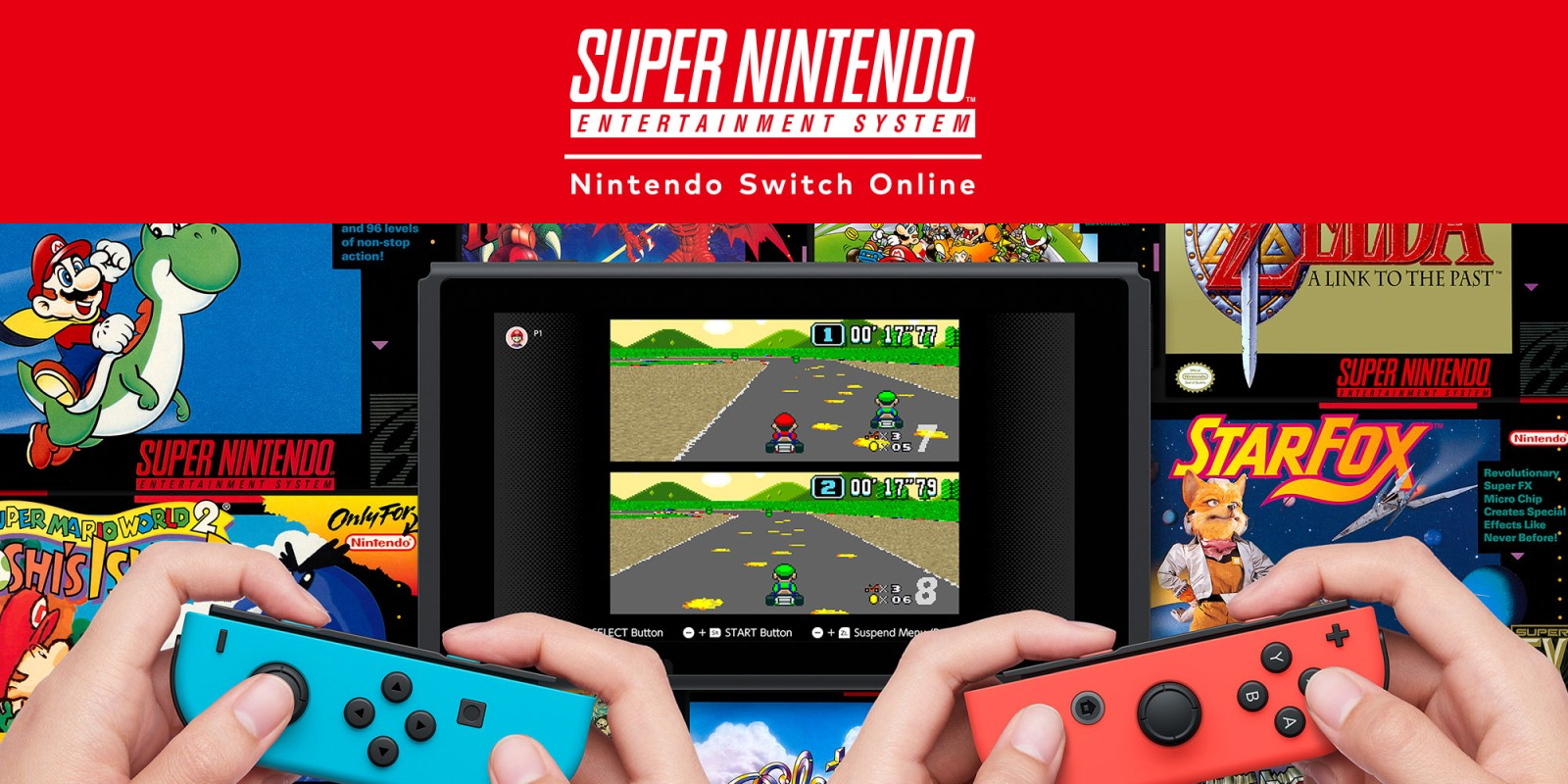 Super Nintendo Entertainment System Online, tutte le novità 1