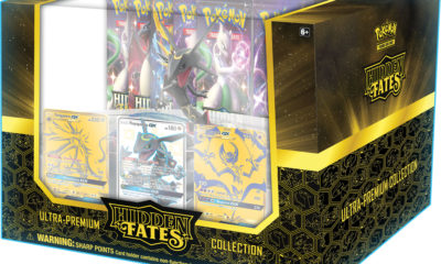 "Hidden Fates riceverà una ""Ultra Premium Collection"" 21"