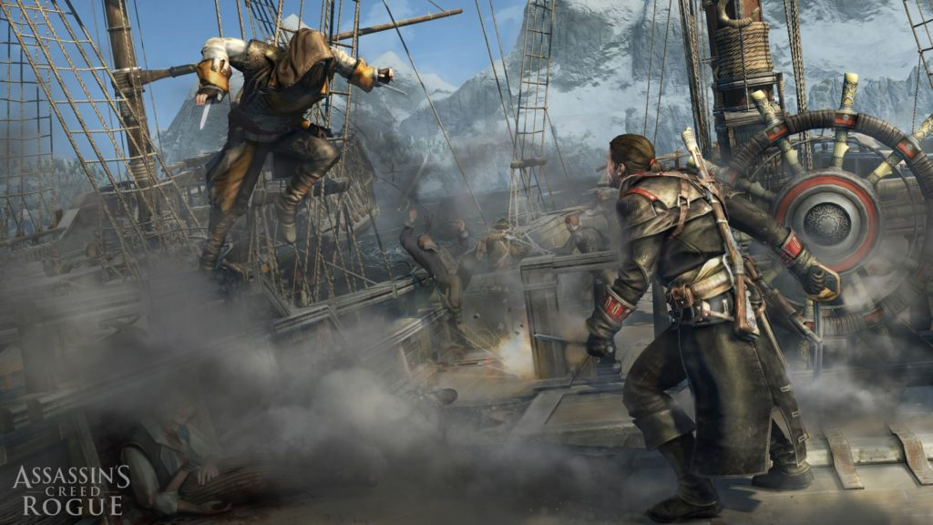 Assassin's Creed IV e Rogue: i 2 titoli in uscita su Switch? 4