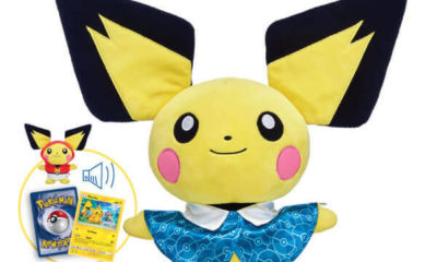 Pichu arriva su Build-a-Bear! 7