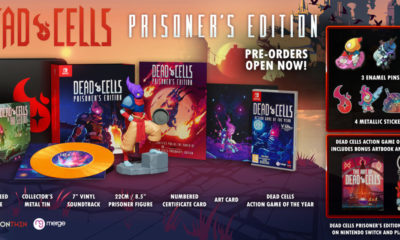 Dead Cells Prisoner's Edition, annunciata per Nintendo Switch e PS4 9