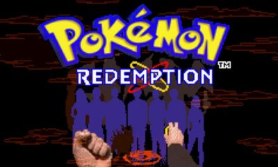 Hands-On della Demo di Redemption, Hack Rom Pokémon tutta italiana 3